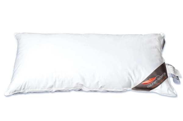 daunenkissen 40x80 100 daunen jetzt g nstig kaufen. Black Bedroom Furniture Sets. Home Design Ideas