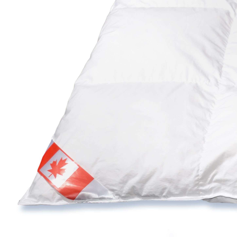 canada daunendecke 155x220 100 kanada daunen. Black Bedroom Furniture Sets. Home Design Ideas