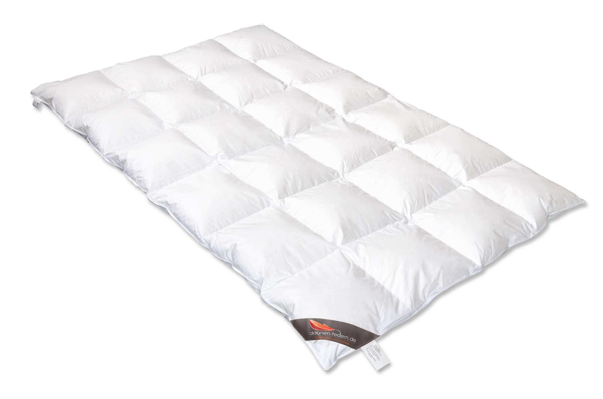 daunendecke 135x200 leicht und kuschelig g nstig kaufen 0 versand. Black Bedroom Furniture Sets. Home Design Ideas