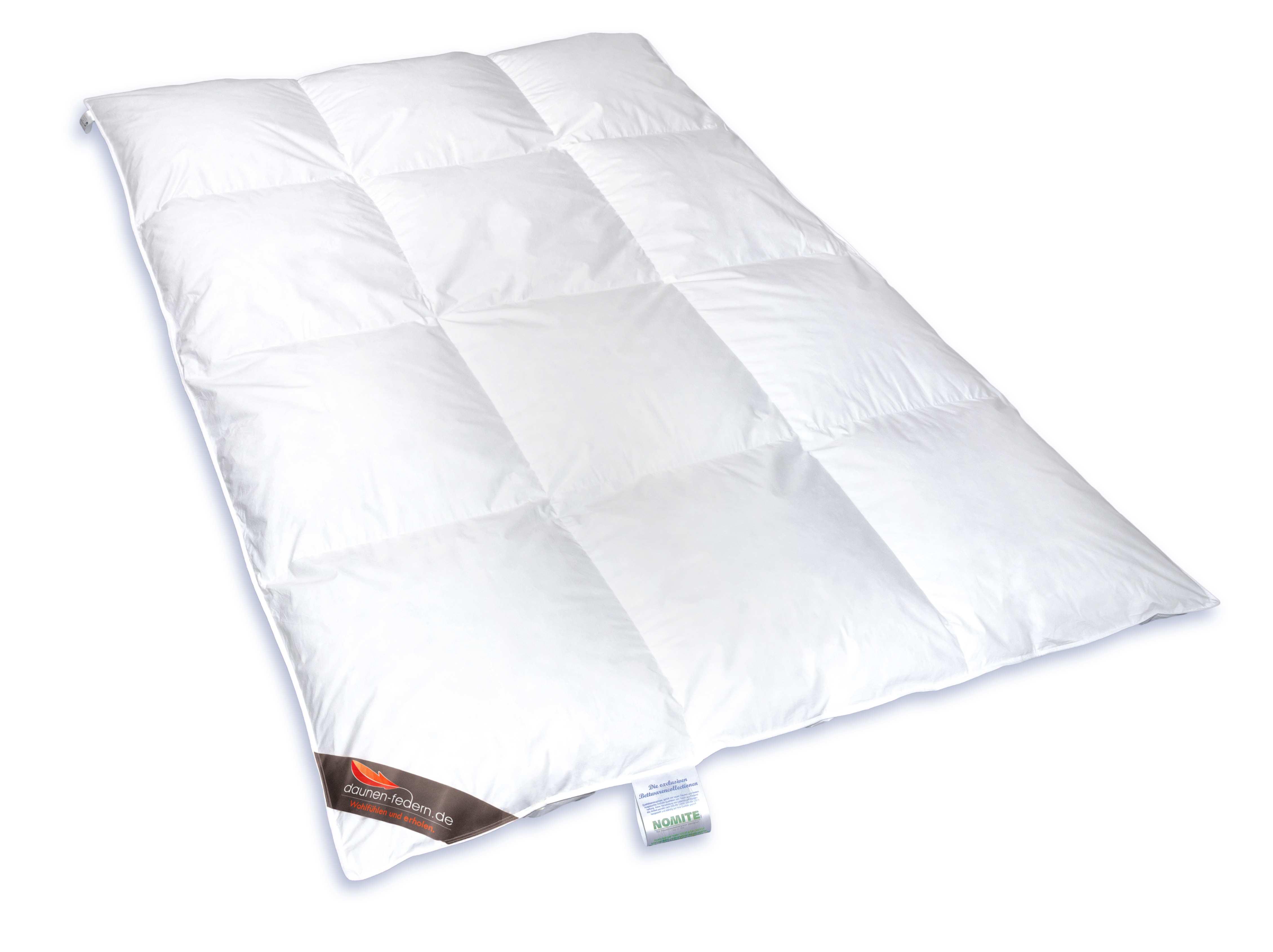 daunendecke federbett daunenbett 90 daunen 10 federn. Black Bedroom Furniture Sets. Home Design Ideas