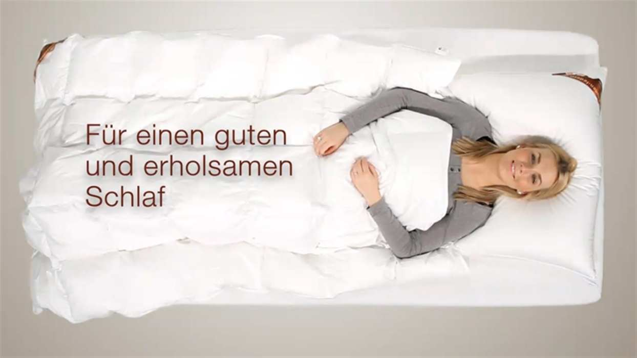 sommer daunendecke besser schlafen g nstig 0 versand. Black Bedroom Furniture Sets. Home Design Ideas