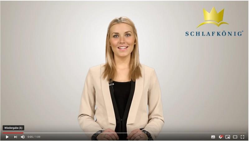 SCHLAFKÖNIG® Aufbewahrungstasche für Ihre Daunendecke